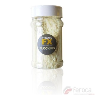 Titanic Fx Flocking -Crema-