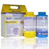Smooth-Cast® 305 -Polyurethane resin Pure White Slow-