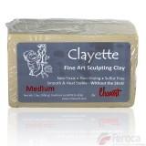 Clayette de Chavant (Dureza Media)  -Plastilina Profesional para Modelar-