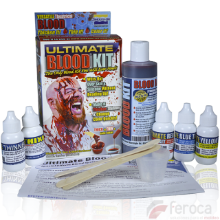 Ultimate Blood Kit® -Kit de Sangre artificial-