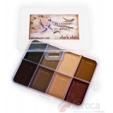 Bluebird FX ­ Dark Skin Palette -8 colores-