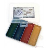 Bluebird FX ­ Vintage Tattoo Palette -4 colores-