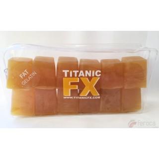 Titanic Fx Gelatina Prostética -Color Grasa-
