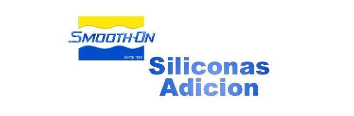 Siliconas de Adición (catalizador de platino)