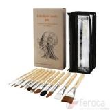 Bdellium SFX Set de 12 Pinceles. -2ª Colección-