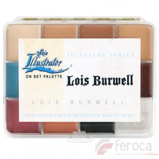 https://www.feroca.com/1086-thickbox/skin-illustrator-on-set-signature-series-lois-burwell-palette.jpg