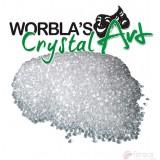 Worbla's Crystal Art. Termoplástico Transparente en Microesferas