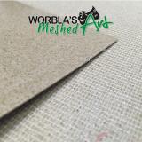 Worbla's Meshed Art. Termoplástico.