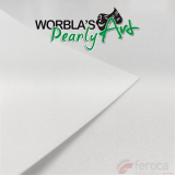 Worbla's Pearly Art. Termoplástico.