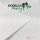 Worbla's Pearly Art. thermoplastic.