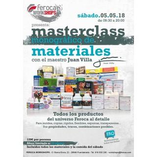 Feroca WorkShops MasterClass (5-05-2018)