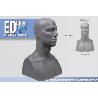 ED HEAD H2.0 Water-Weightable Radiant Assisted Demold Armature
