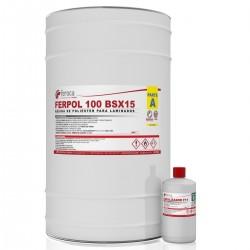 Ferpol 100 BSX15 DCPD -Laminados-