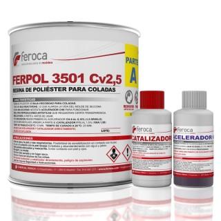Ferpol 3501 CV2.5 -Coladas-