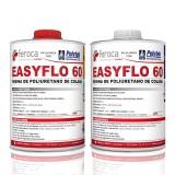 EasyFlo 60 -Resina de Poliuretano color Blanco-