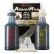 AlumiRes (RC-3) Preto -Resina de Poliuretano Preto-