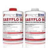 EasyFlo 90 -Resina de Poliuretano color Blanco Lenta-