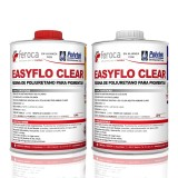 EasyFlo Clear -Resina de Poliuretano para pigmentar-