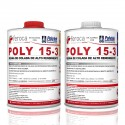 Poly 15-3 -Mineral-Filled Casting Resin-