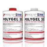 Polygel® 35  -Caucho de Uretano tixotrópico para moldes-