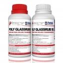 Poly GlassRub 50 -Goma de Poliuretano Transparente-