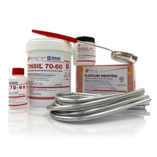 Basic mold making Kit for metals