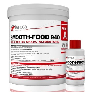 SMOOTH-FOOD 940 -Silicona Alimentaria-