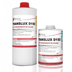 TRANSLUX D150 -Colada Transparente Epoxy-