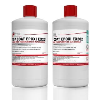 Epofer EX201+E202 -Top Coat Epoxi-