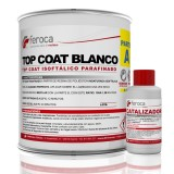 Top Coat Blanco