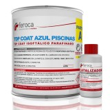 Top Coat Azul Piscinas
