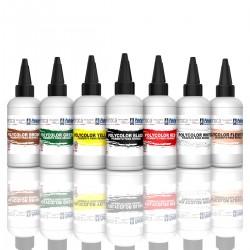 PolyColor Dyes Bottle 56gr. -Special pigments for polyurethane-
