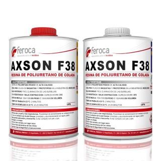 AXSON F38 -Resina para modelismo-