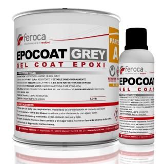 Epocoat GREY -Gel Coat epóxi-