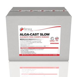 Alga-Cast Slow -Alginate adequado para o corpo humano-