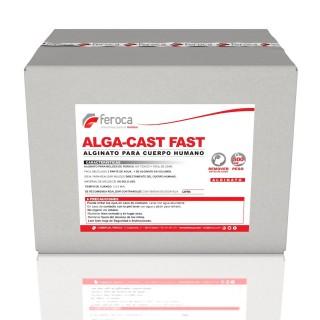 Alga-Cast Fast -Alginate suitable for human body-