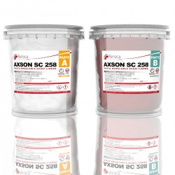 Axson SC-258 -Epoxy Light Wood Putty-