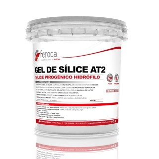 Gel de Sílice AT2 Thixotropic Agent for Resins