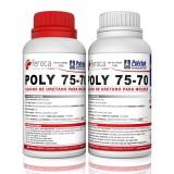 Poly 75-70 -Caucho de Poliuretano para moldes-