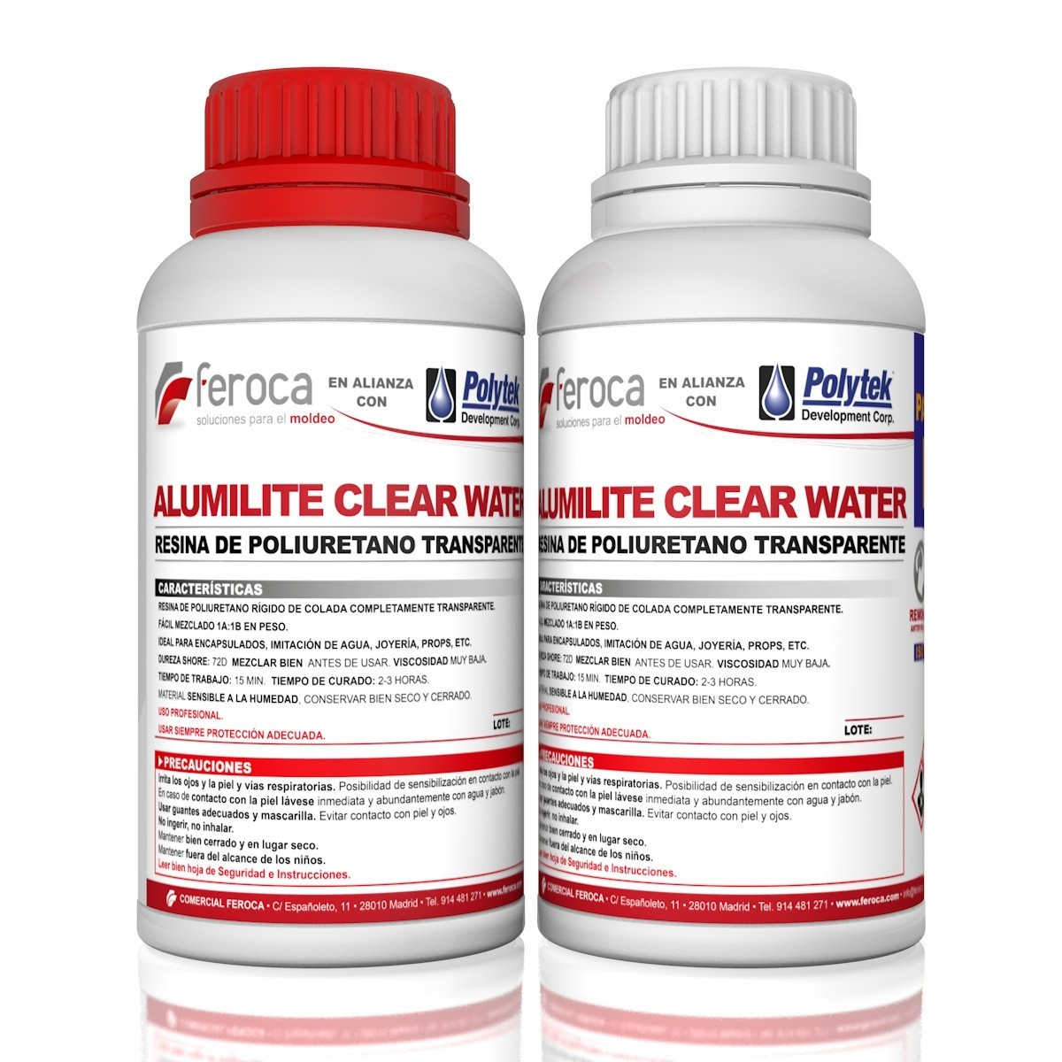 Alumilite Clear