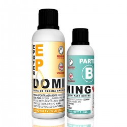 Epofer EpoDoming -Resina Drop-