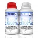 Easy Crystal - Água de Silicone/Gelo/Efeito Cristal-