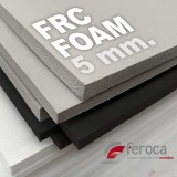 FRC FOAM GRIS 5mm -Goma EVA Alta Densidad-
