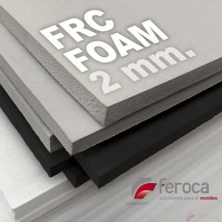 FRC FOAM GRIS 2mm -Goma EVA Alta Densidad-