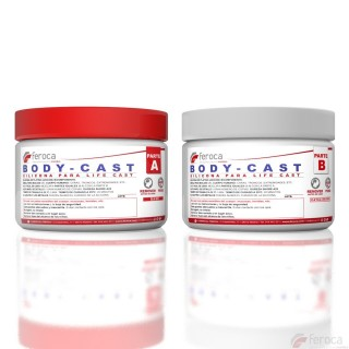Body-Cast -Skin Safe Silicone for the Human Body-