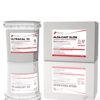 Hands, Feet and other molds kit -Alginate & Gypsum