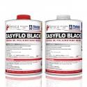 EasyFlo Black -Resina de Poliuretano color Negro-