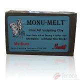 Monu-Melt de Chavant Soft (Dureza blanda)  -Plastilina Profesional para Fundir-
