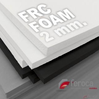 FRC FOAM BLANCA 2mm -Goma EVA Alta Densidad-