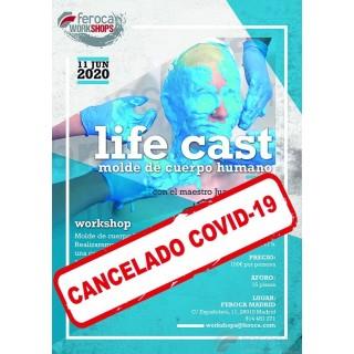 Life Cast -Molde Cuerpo Humano-  (11 junio 2020)